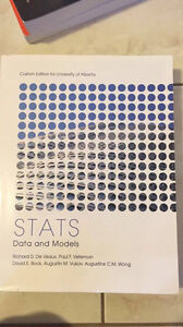 STATs Textbook, Data & Model University of Alberta