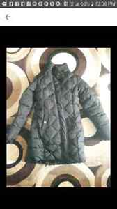 Brand new roots down filled ladies winter coat