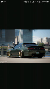 Looking for 240sx s14 parts