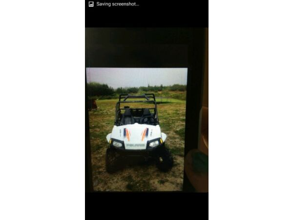 Used 2013 Polaris 170 Cc Razor