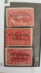 Timbres Stamps US CHINA / CHINE