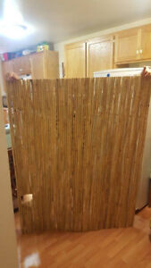 12ft bamboo fence
