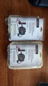 battery charger,fog led lights,seat cover Peterborough Peterborough Area image 2