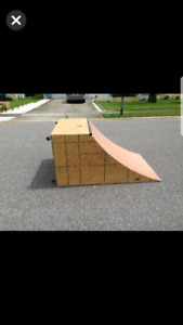 Wanted skatebaord ramps