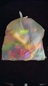 Bag of duplo lego