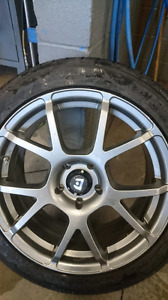 Used MOTEGI WHEELS