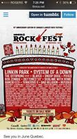 Rock Fest tickets