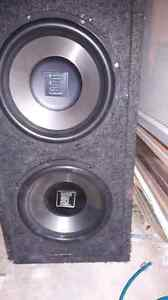 Pyle amp and subs Cambridge Kitchener Area image 2