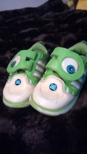 Adidas Monsters Inc Kids shoes Size 10