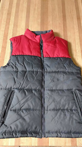 Athletic Works Spring/Fall Vest Jacket. Boys Medium