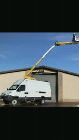 Cherry picker Hire with operator