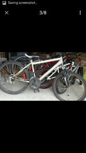 "24 inches bike 24 "" inches bike Allomenum frame good condition"