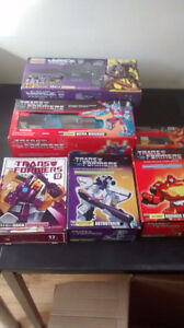 Transformers g1 Generation one vintage and encore West Island Greater Montréal image 3