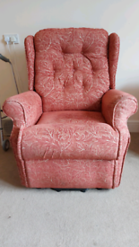 Electrical recliner chair