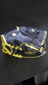 Kids ball glove