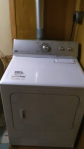 Appliances for Sale - Maytag Dryer and Westinghouse Fridge
