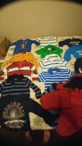Boy 3t clothes lot