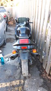 Kawasaki ninja zx6 600cc