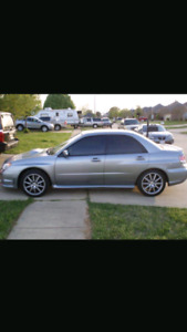 Looking for parts for my 07 impreza