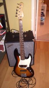 Fender jazz bass 5 mex