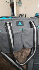 Top paw small dog carrier EUC! $40