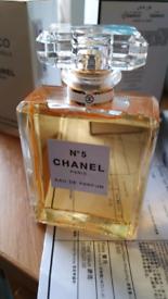 Chanel nr 5 100ml eau de parfum