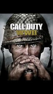 Looking to buy Call of Duty WW2  for ps4