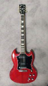 Gibson SG Standard with P90S shipped price reduced