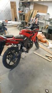 2008 CBR125 Motorcycle