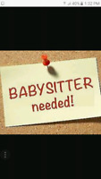 Looking for a local babysitter