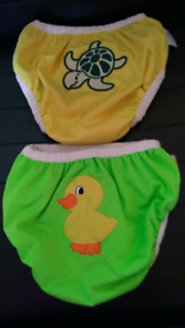 X-Large Washable Swim Diapers