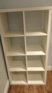 Moving Sale IKEA shelves almost new in perfect condition