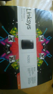 Linksys wifi router N300