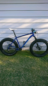 Specialized Fatboy heavily upgraded!!