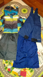 18 to 24 m snowsuit and extra snowpants