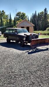 1973 Jeep Wagoneer Wagon