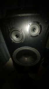 Fisher tower speakers