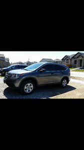2012 Honda Crv-Lx /AWD/ NO ACCIDENTS