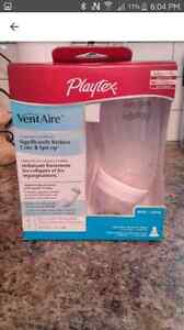 Brand new Playtex vent aire bottles