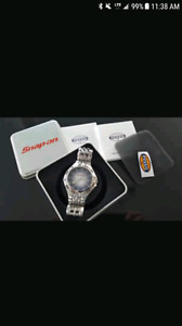 Snap On tools Fossil watch