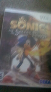 sonic and the secret ring's