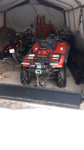 looking to trade for Arctic cat sled sleds