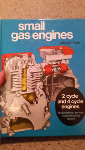 Small gas engines book