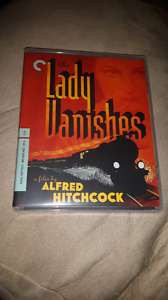 Criterion Collection Hitchcock's The Lady Vanishes Blu Ray