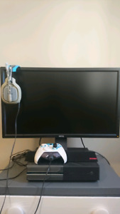 Xbox One, Scuf, Astros and BenQ Monitor