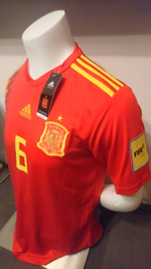 2018 World Cup Home/Away Jerseys! 100% Like Authentic!!