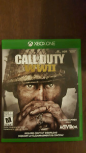 Call of duty world war 2 xbox one