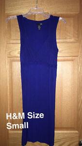 Blue H&M Dress-Like NEW!