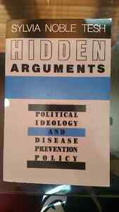 Hidden Arguments: Political Ideology and Disease Prevention