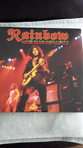 RAINBOW DOUBLE GATEFOLD 180 GRAM VINYL ! BRAND NEW !